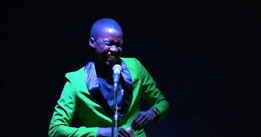 Doc Vikela, facilitator of Mix it up PHOTO: COURTESY OF WWW.EVERYTHINGZIMBABWE.CO.ZW