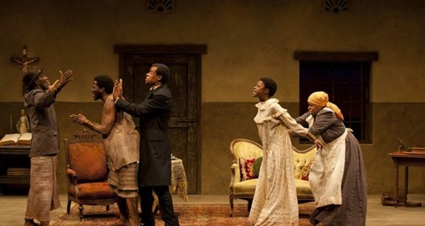 A scene from The Convert. PHOTO: McCarter Theater Center, NJ, USA.