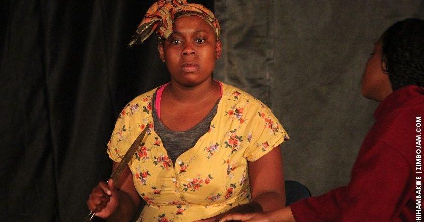 Dalma's expressions are just amazing. PHOTO: T. CHIHAMBAKWE | ZIMBOJAM.COM