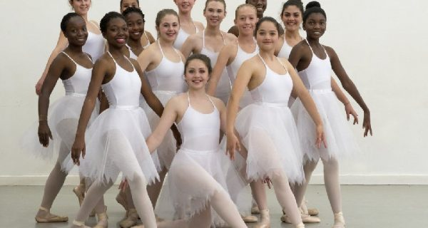 Dance Trust of Zimbabwe's National Ballet Academy also rearing to go PHOTO: HIFA