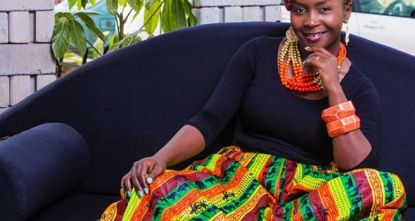 African Comedy Queen, Anne Kansimme PHOTO: CULT.IS