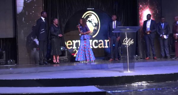 Prophets Emmanuel and Ruth Makandiwa (far left) at PERMICAN 2015 PHOTO: YOUTUBE.COM