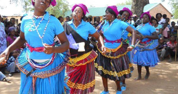 Tsonga (also know as Tonga) ladies, displaying their culture PHOTO: PHALABORWA.CO.ZA
