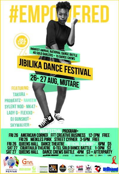 Jibilika Festival 2016
