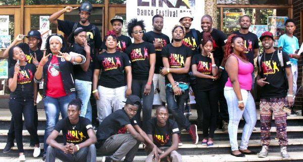Jibilika team during 2016 festival in Bulawayo PIC: JIBILIKA