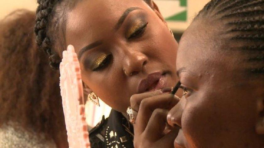 Vault Cosmetic studio zimbabwemakeup PIC: COURTESY OF VAULT COSMETICS