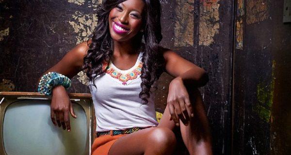 Vimbai Mutinhiri, host of Miss Vimbai Travels. PIC: AFRICAMAGIC.DSTV.COM