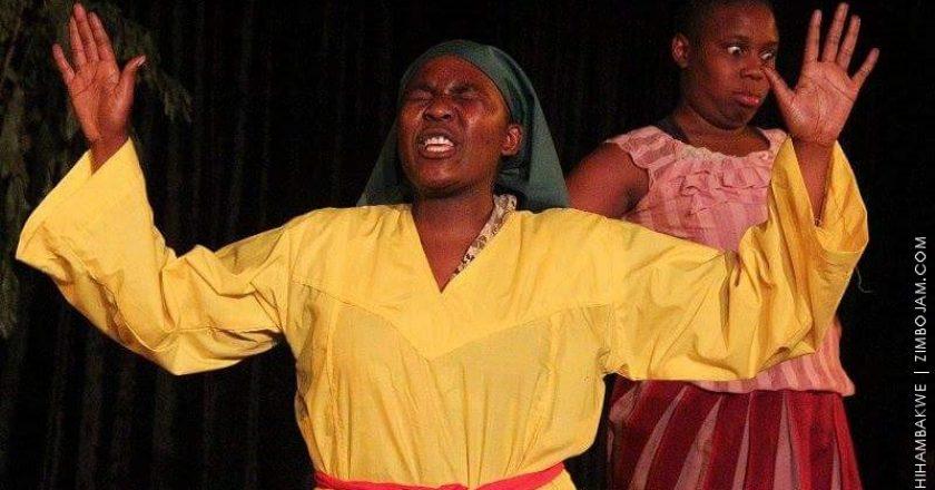 Scene from Lamentations @12 PIC: T. CHIHAMBAKWE | ZIMBOJAM.COM