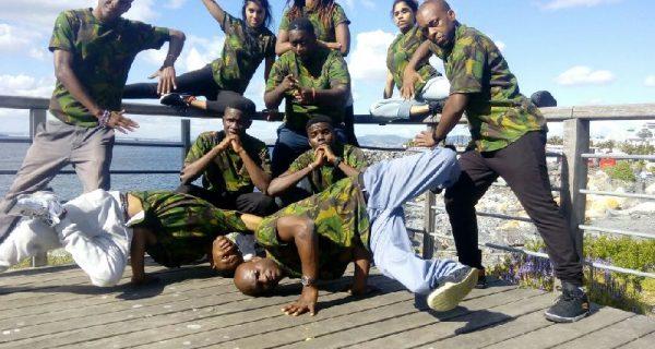 Hip-Hop Dance crew, Zina PIC: COURTESY OF ZINA