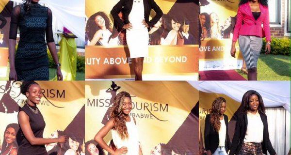 Ladies in Zvishane auditioning for Miss Tourism Zimbabwe 2016 PIC: COURTESY MISSTOURISMZIM