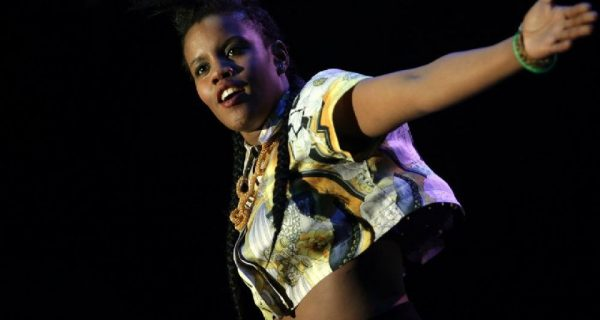 Toya Delazy PIC: MAIL&GUARDIAN SOUTH AFRICA