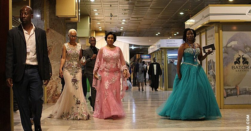 Featured image: Barbara Mzembi arrives at the Harare International Conference Centre for the Miss Tourism Zimbabwe pageant, November 25, 2016 | PIC: ZIMBOJAM.COM