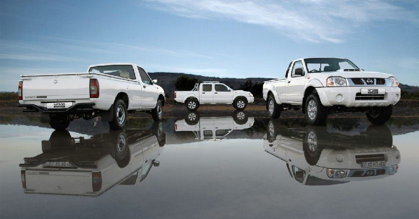 Vehicles from Nissan Cloverleaf that will be exhibited PIC: COURTESY OF NISSAN CLOVERLEAF