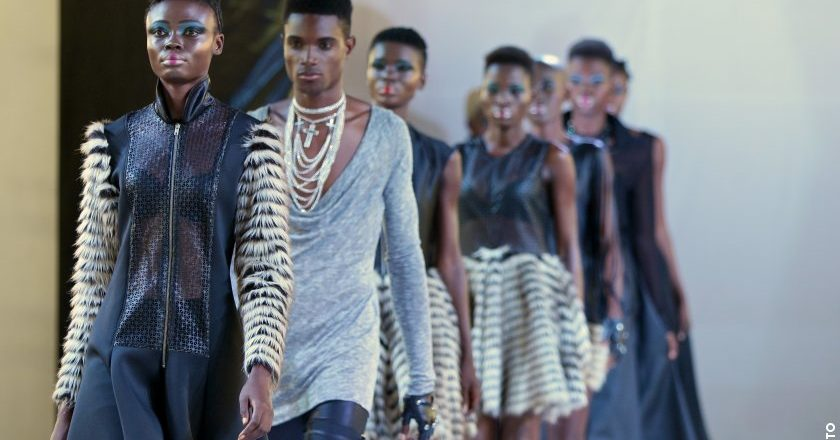 David Alford Harare's Spring Summer Collection Centurion showcased at Accra Fashion Week 2016. PIC: SIMON DEINER/ SDR Photo