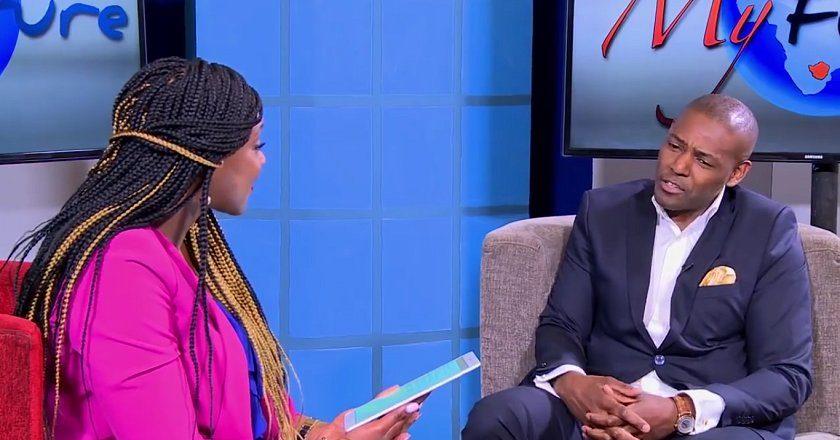 Ruvheneko interviews Frank Buyanga