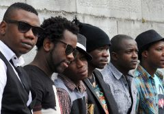 The Mookomba musical assasins PIC: COURTESY OF BOTANIQUE.BE