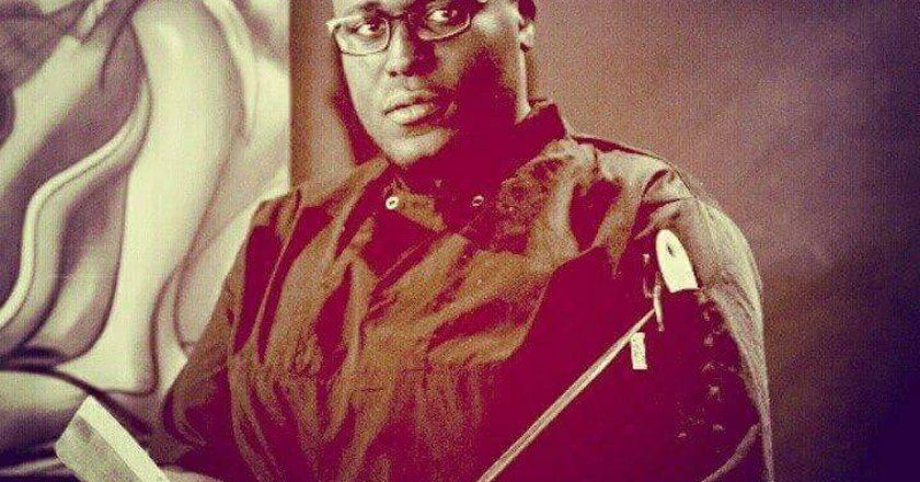 Kudakwashe Makoni aka The Black Chef PIC: COURTESY OF KUDAKWASHE MAKONI