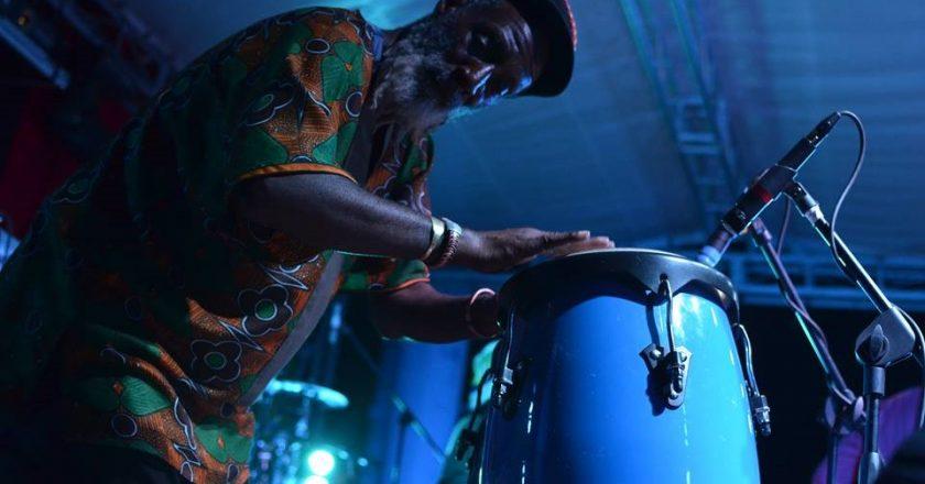 Celebrated Zimbabwean Reggea musician Ras Jabu