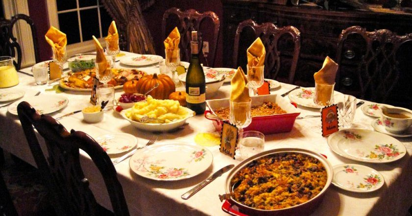 An exquisite dinner to look out for PIC: COURTESY OF HOTELROOMNUDES.BLOGSPOT.COM