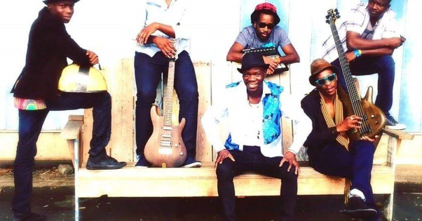 Multi-award-winning group, Mokoomba PIC: COURTESY OF ERIC VANNIEUWALAND