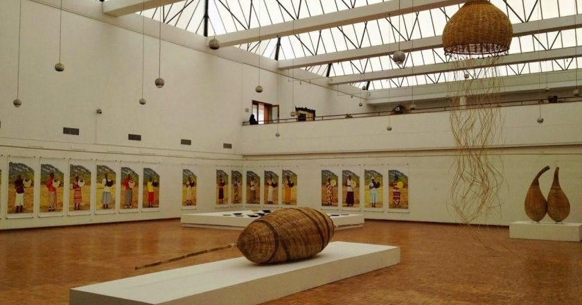 The National Art Gallery of Zimbabwe PIC: COURTESY OF NGZ