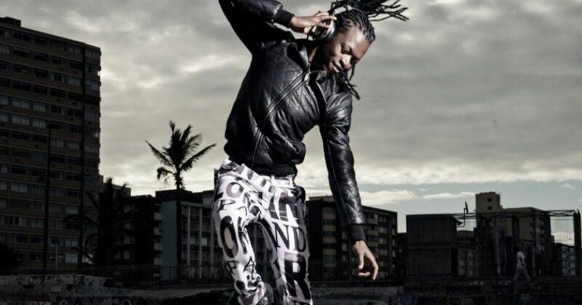World Dance Champ, Paul Modjadji PIC: COURTESY OF JIBILIKA