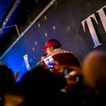Trevor Dongo enjoying himself on stage PIC: COURTESY OF BRIAN PEPEREKE