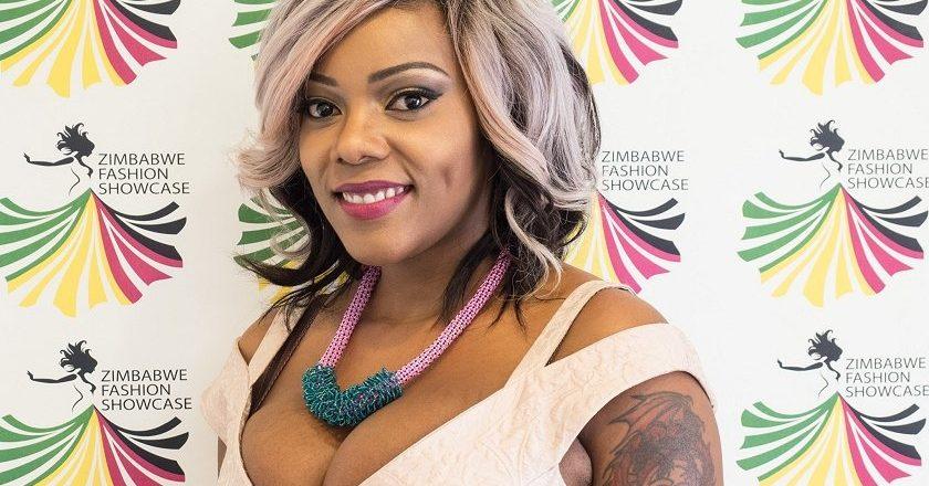 Miss Zimbabwe UK pageant director, Chiyedza Ziyambe. PIC: MISS ZIM UK