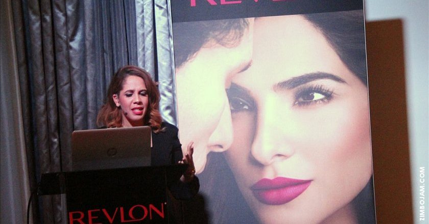 Kerry Scott-Abdullah, head of marketing of Revlon in Zimbabwe.