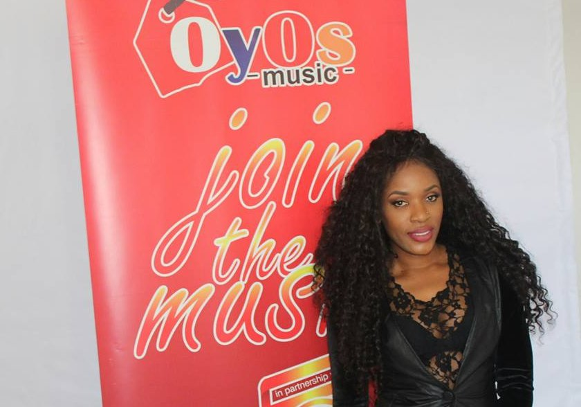 One of the artist signed with OyOs Music PIC: COURTESY OF OYOs
