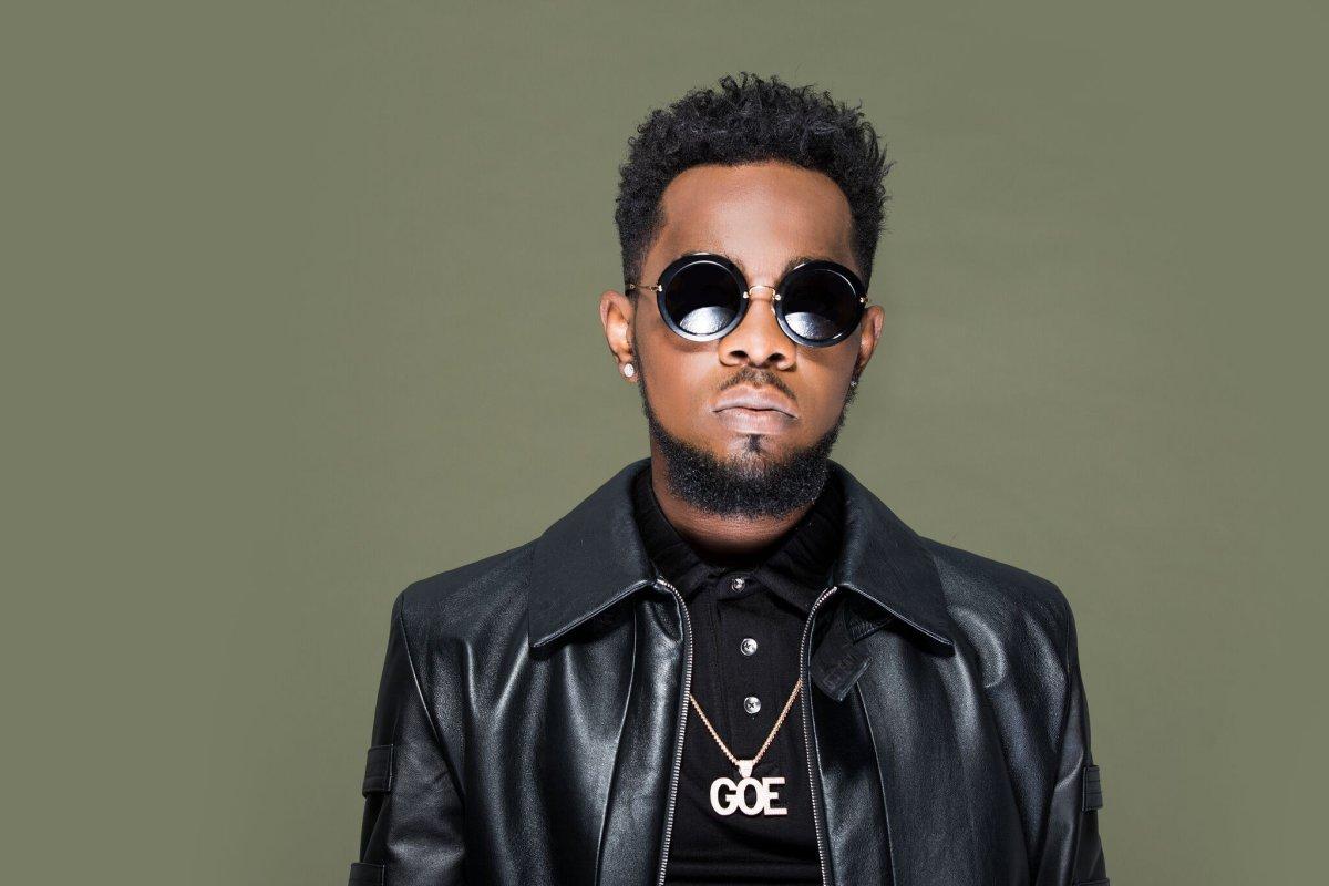 Nutty O is the future of African Music - Patoranking - Zimbo Jam